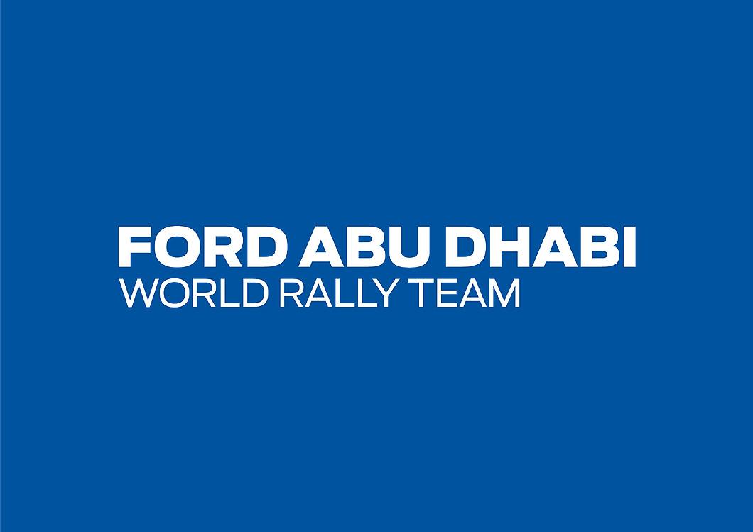 Ford Abu Dhabi WRT