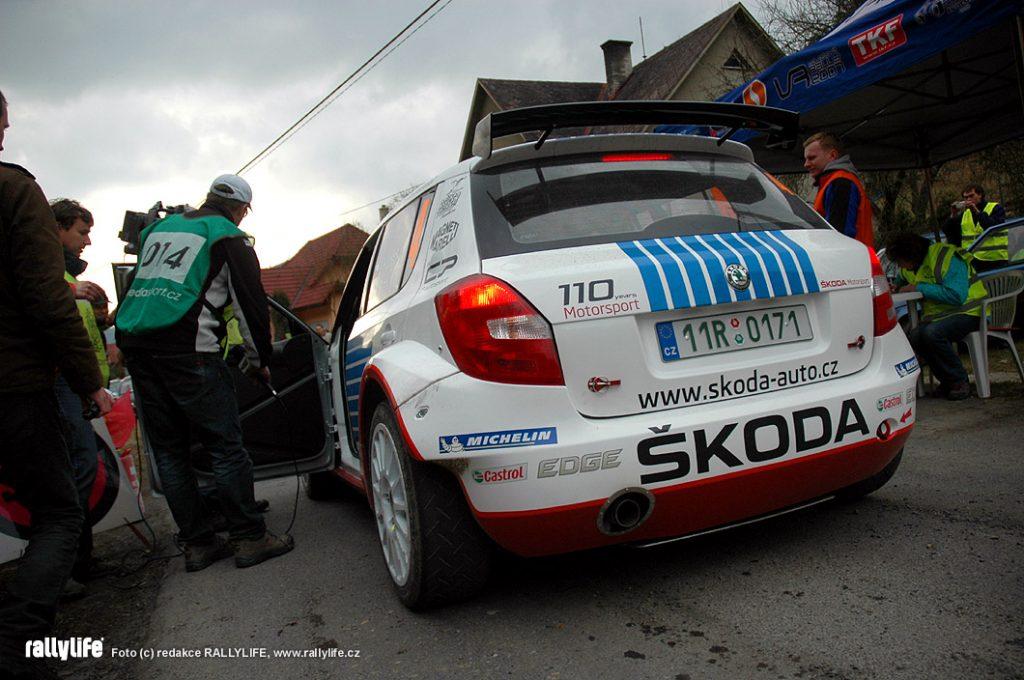 Valašská rally 2011