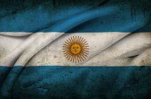 Vlajka Argentiny