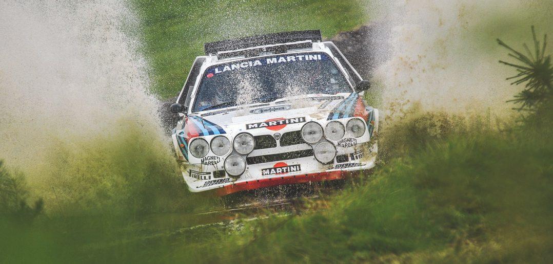 Lancia Delta S4 Lucca Betti