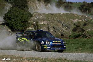 Subaru Impreza WRC S7