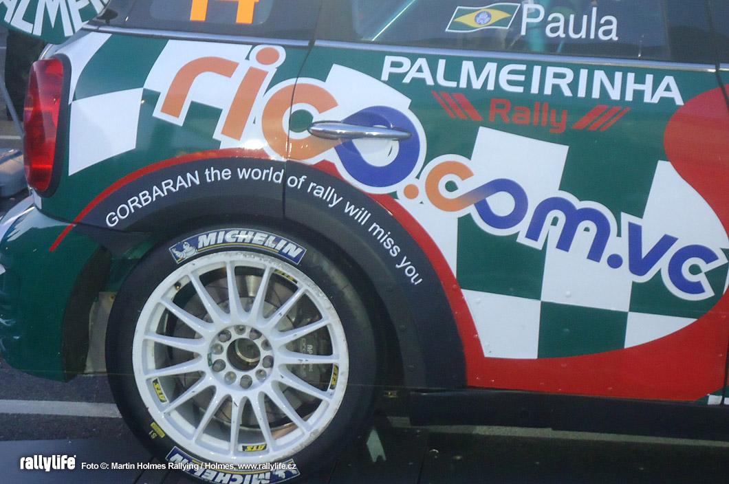 Nobre Mini WRC