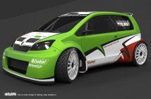 Škoda Citigo WRC