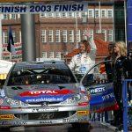 Ari Vatanen slaví 60