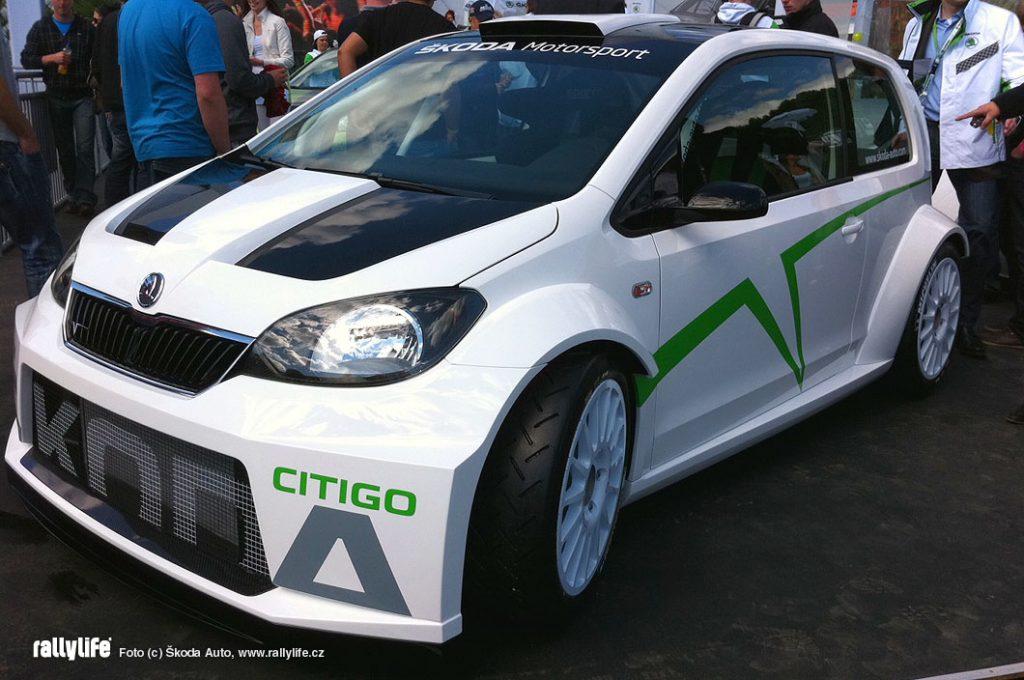 ŠKODA Citigo Rallye