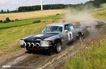 Rallylegend: Waldegaard s třícípou hvězdou