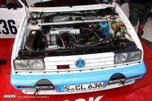 VW Golf G60 Rallye / motor