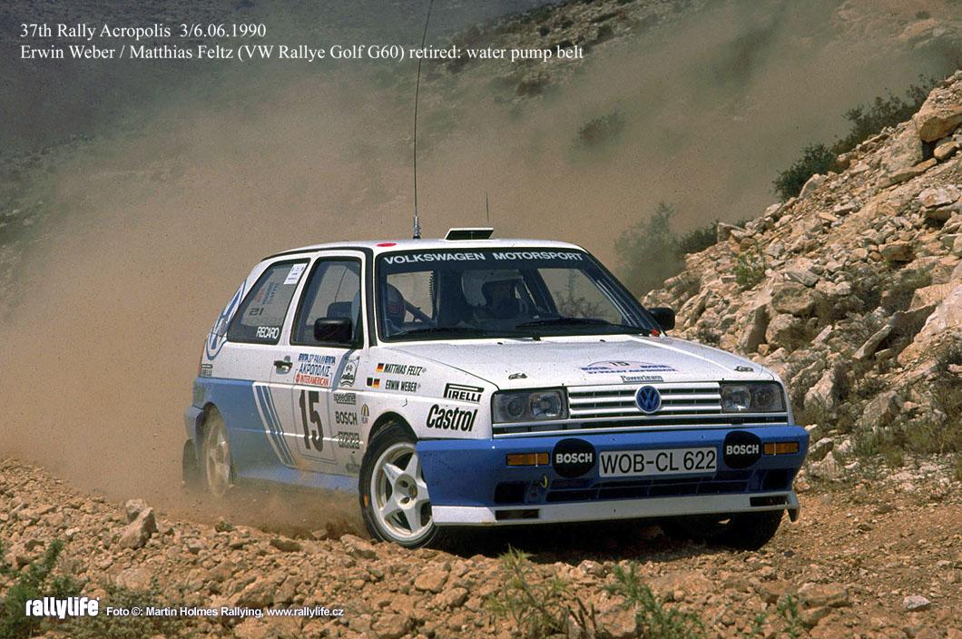 Volkswagen Golf Rallye G60