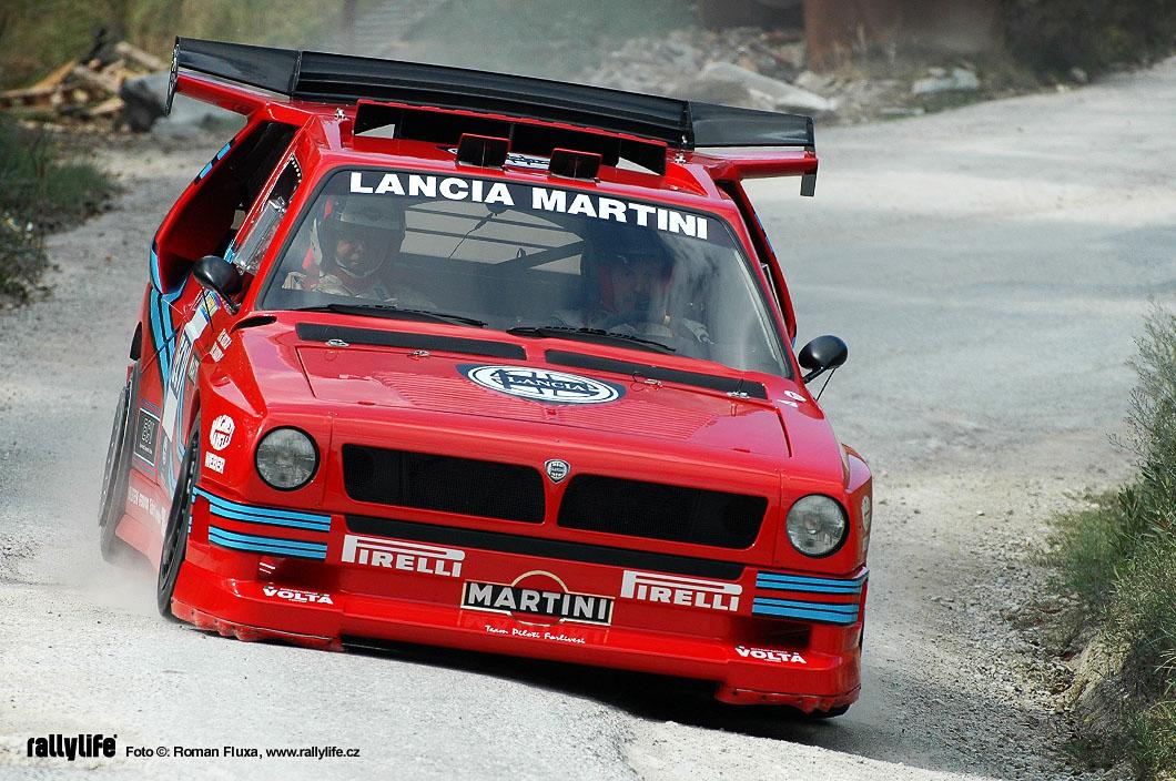 Lancia ECV Miki Biasion