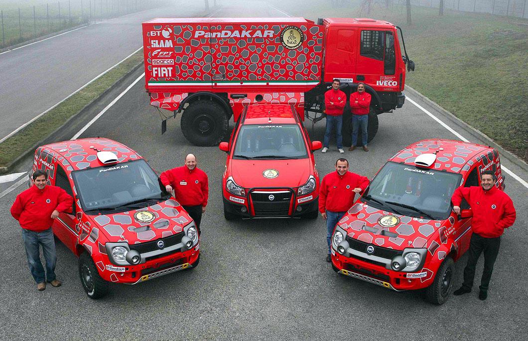 Fiat PanDakar Biasion