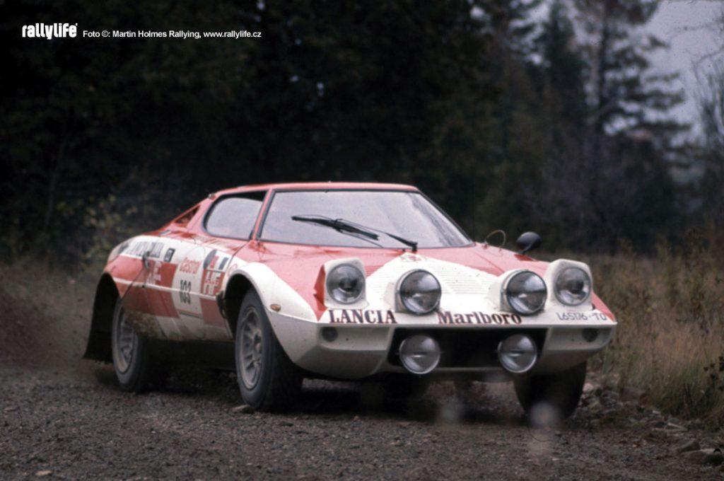 40 let MS - 1974: Lancia vítězí za peníze Fiatu