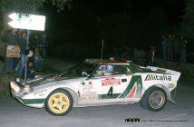 40 let MS - 1976: Jeho veličenstvo Lancia Stratos