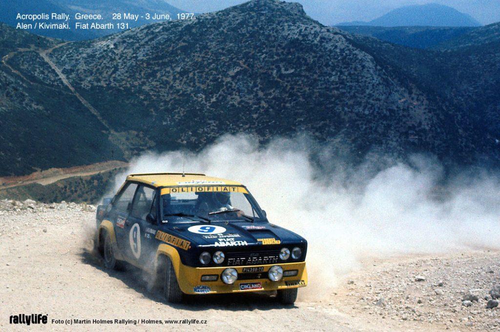 40 let MS - 1977: Souboj Fiat versus Ford