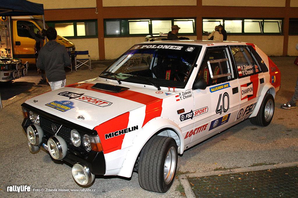 Polonez 2000 Rallye