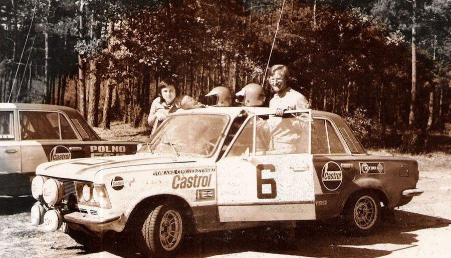 Tomasz Ciecierzynski / Polonez 2000 Rallye