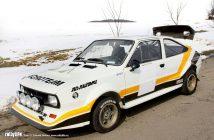 Škoda 160 RS MTX