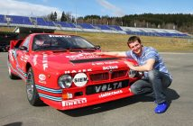 Janota Lancia 037 test