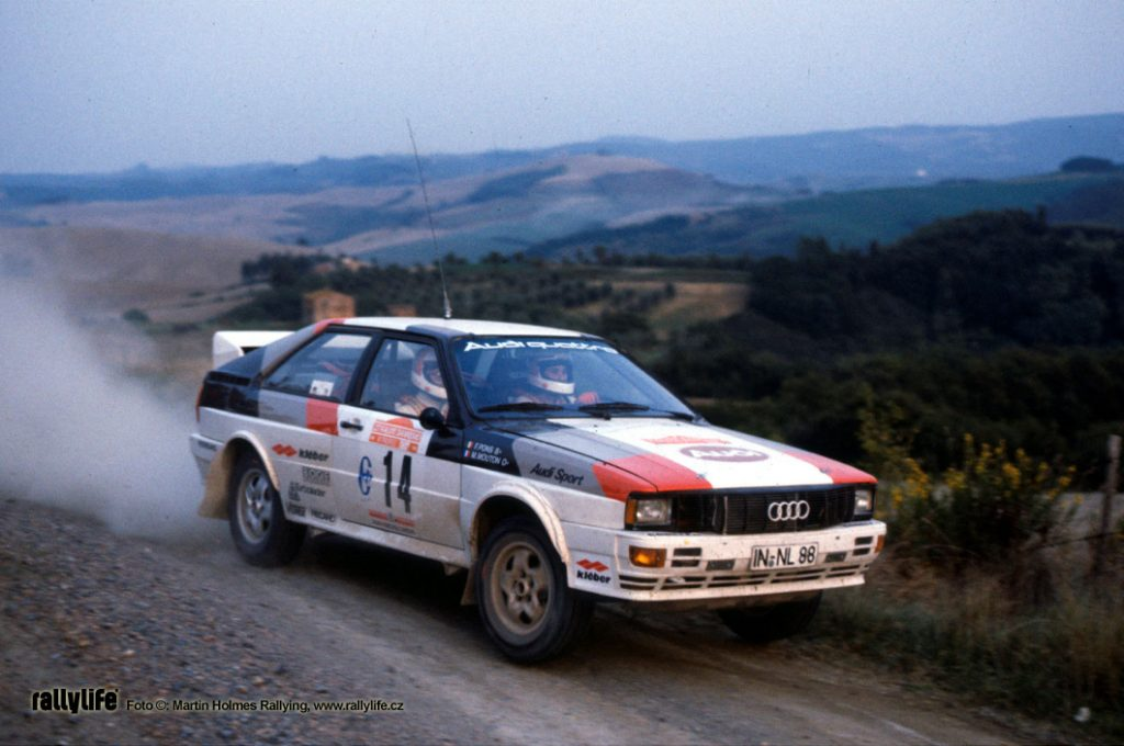 40 let MS - 1981: Revoluce jménem Audi Quattro