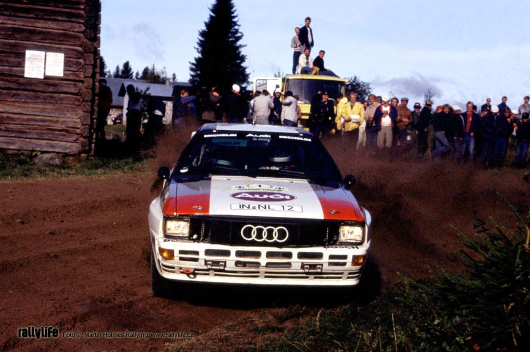 Audi Quattro A2