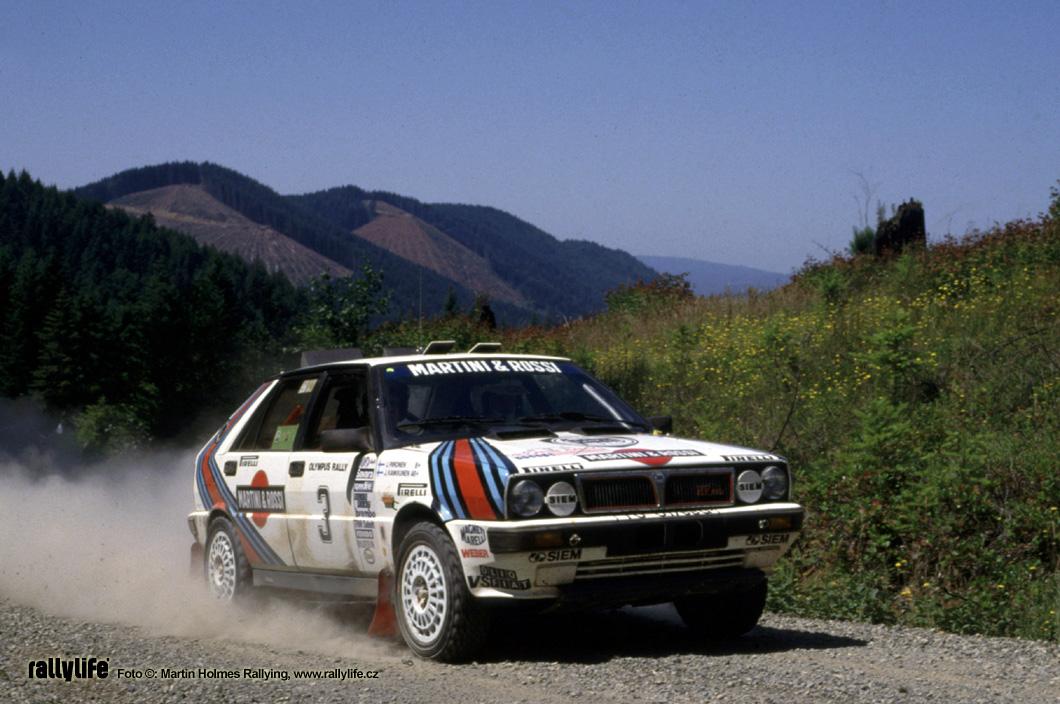 Lancia Delta 1987