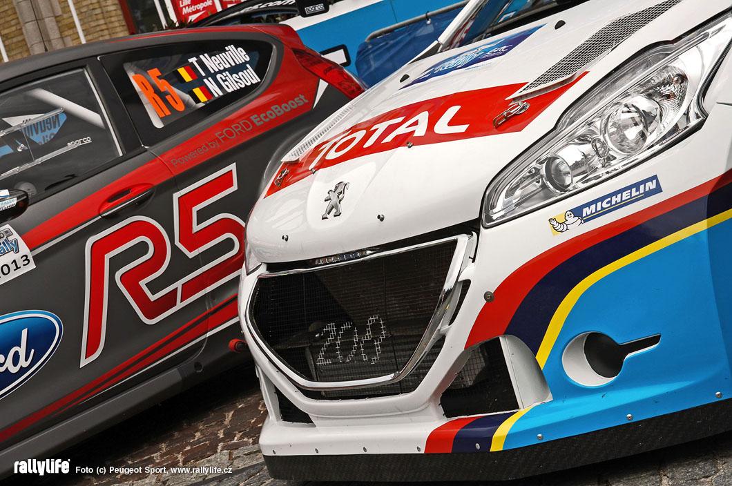 Peugeot Rally Academy