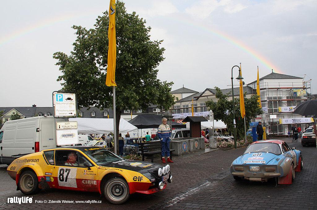 Eifel Rallye Festival Daun