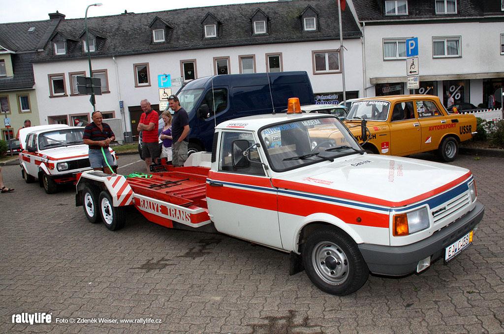 Wartburg 353 Service