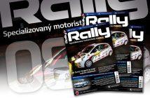 Rally magazín 08 / 2013