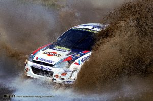 Ford Focus WRC