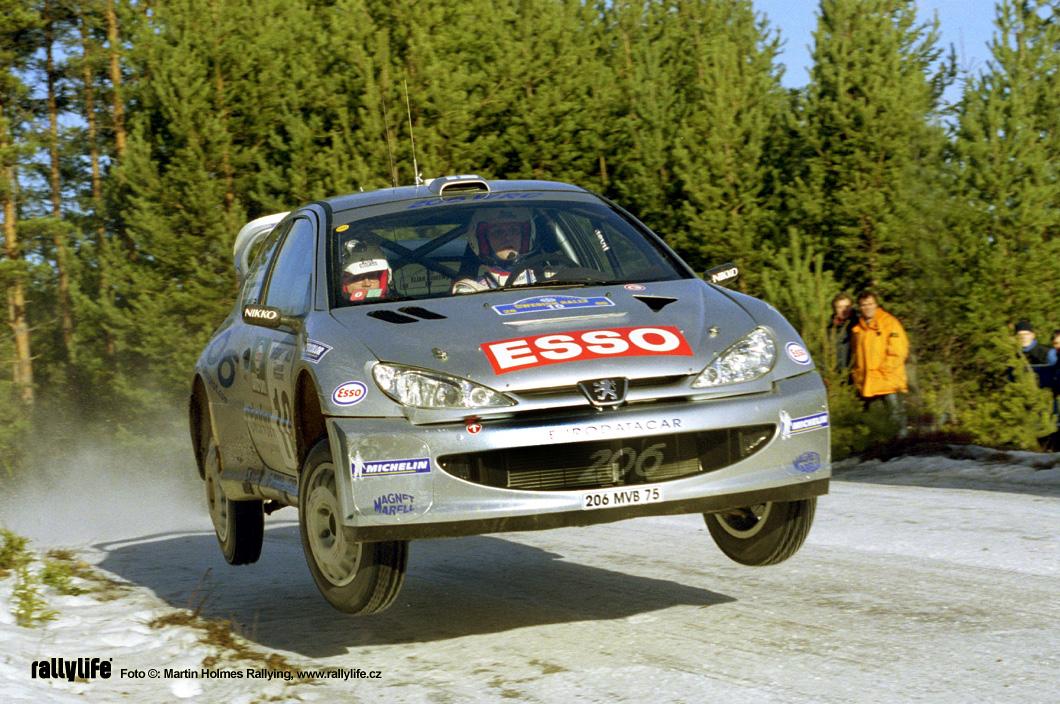 Peugeto 206 WRC
