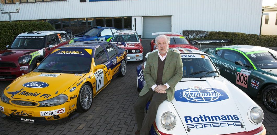David Richards Prodrive