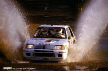 Ari Vatanen / Peugeot 205 T16 Gr.B