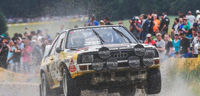 Eifel Rallye Festival 2019 – vítejte v minulosti