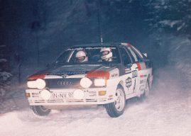 Jänner rallye 1981 – Premiéra kultovního QUATTRA