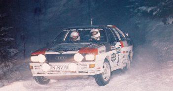 Wittmann Nestinger Jänner rallye 1981