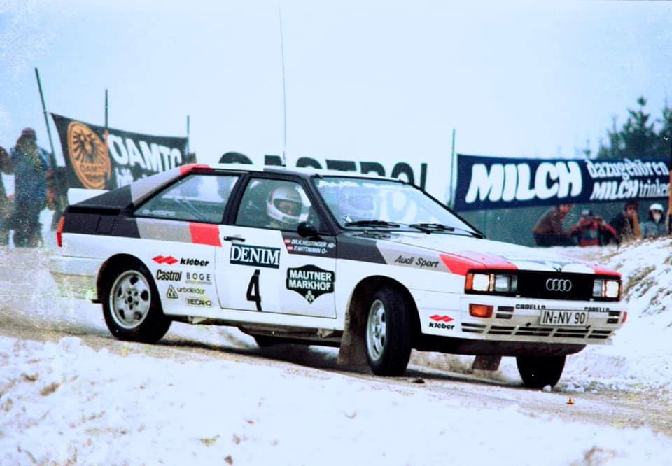 Wittmann Jänner rallye 1981