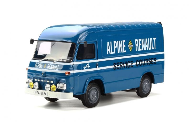 Renault Saviem rally service