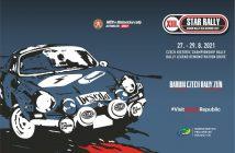 Star Rally Historic Zlín 2021 banner