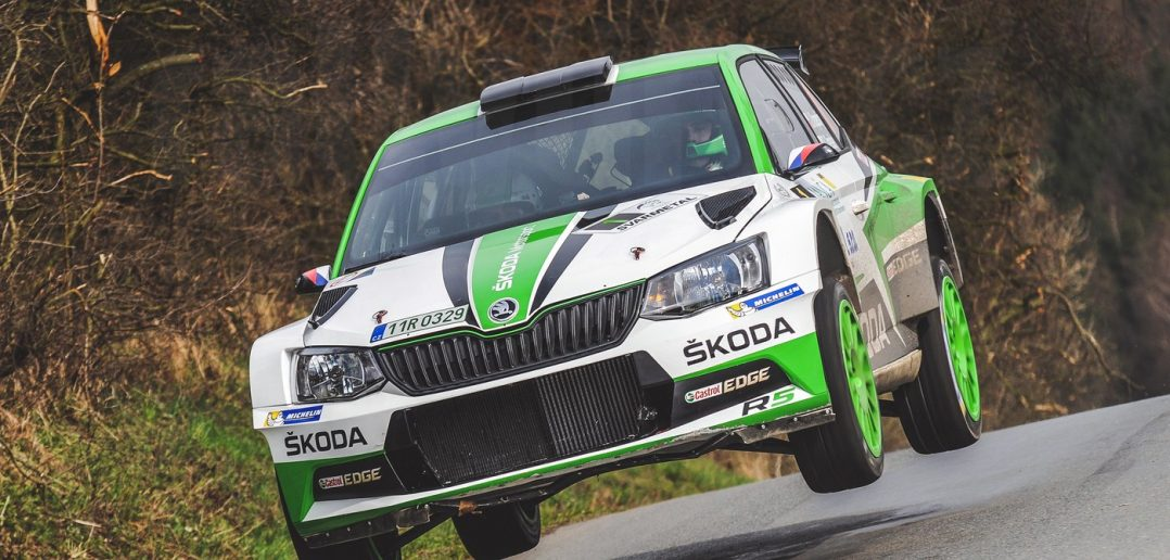 Kopecký/Dresler - Škoda Fabia R5