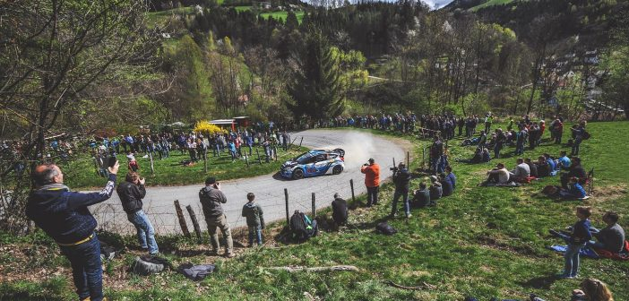 Deníček: Střípky a střepy z Lavanttal rallye 2017
