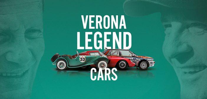 Verona Legend Cars 2017: Rallye šampióni ve Výzvě mistrů