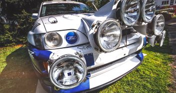 Ford Escort RS Cosworth ex-Miki Biasion