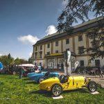 Czech Drive Zlín 2017 - výstava automobilů a motocyklů