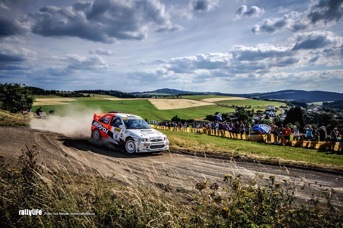 Ford Escort WRC Repsol