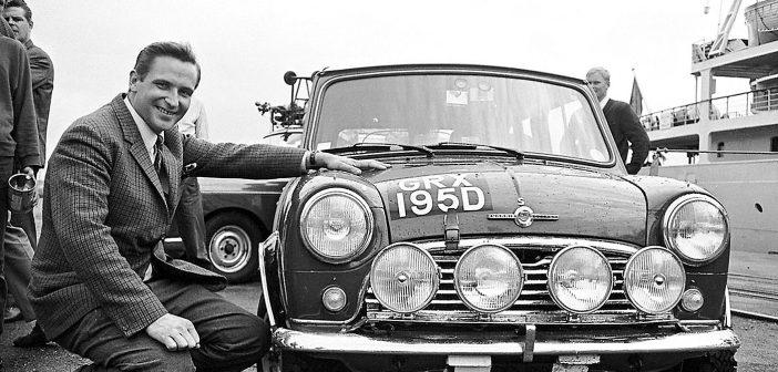 "Timo Mäkinen ""DRIVE HARD, PLAY HARD"""