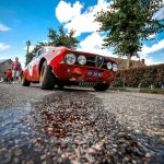 eifel rallye festival 2017 alfa romeo crash