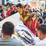 Autogramiáda Barum rally 2017 - Zlaté jablko
