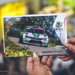 Autogramiáda Barum rally 2017 - věnování