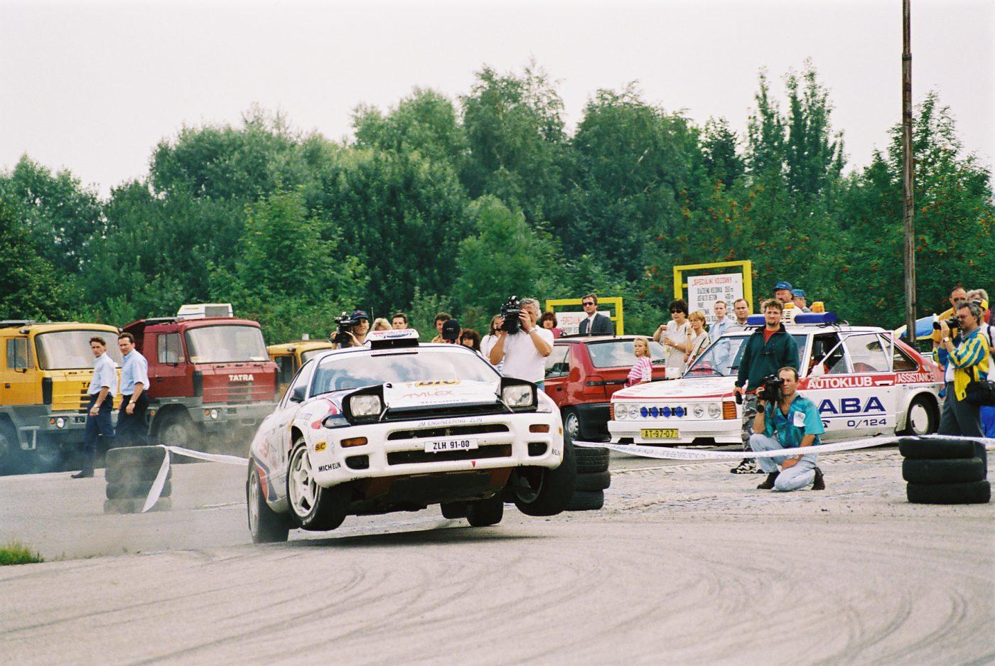 Bertone/Koči - Toyota Celica Turbo 4WD