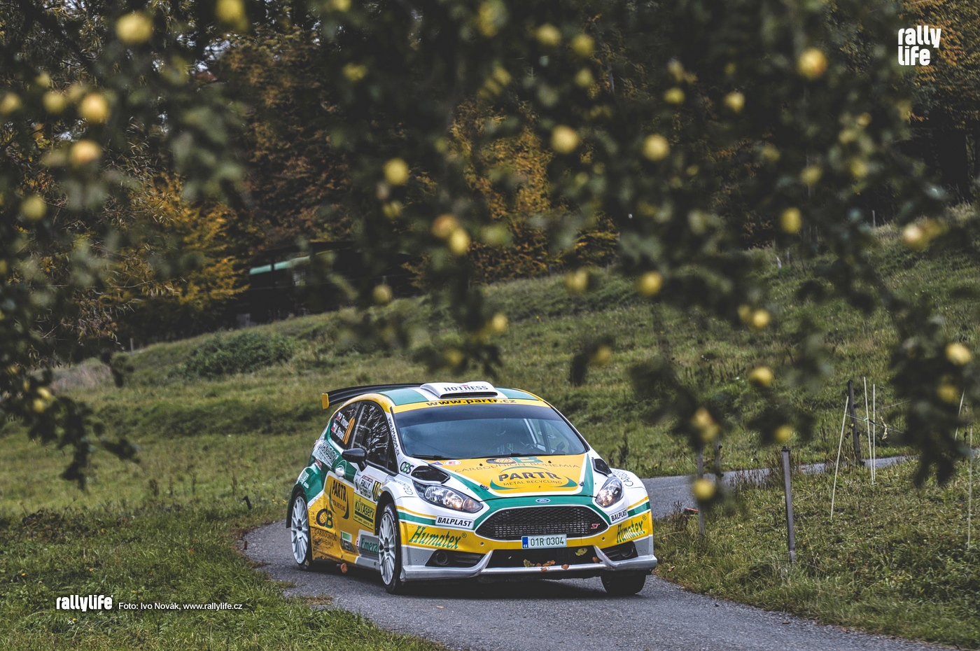 Bonver-Partr Rally Vsetín 2017